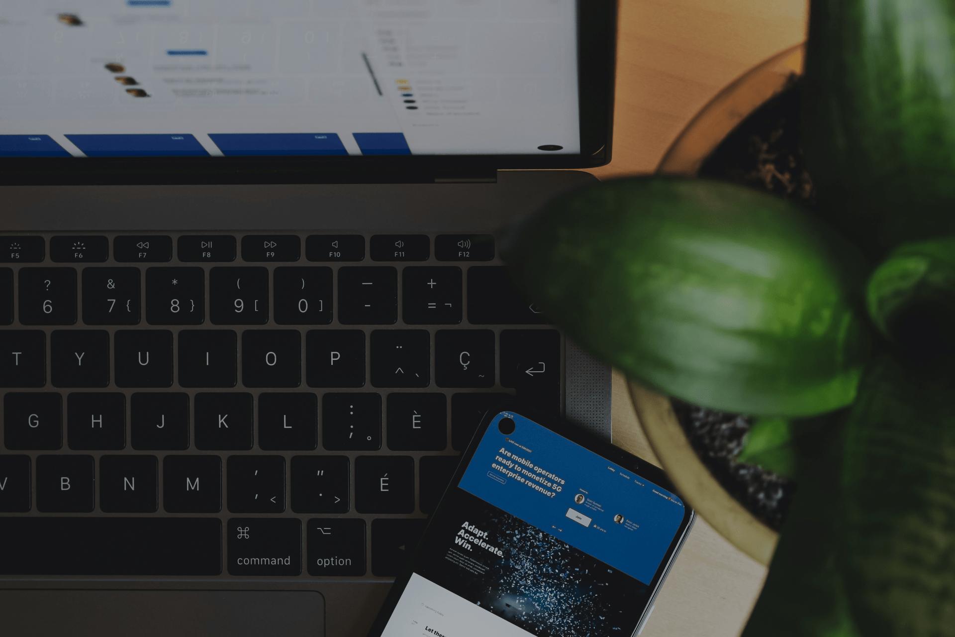 Správa webu, aktualizácie a kontrola bezpečnosti